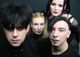 Концерт Clan of Xymox + Velvet Condom
